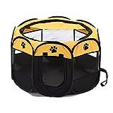 Best Pet Kennels - XianghuangTechnology Soft Fabric Portable Foldable Pet Dog Cat Review