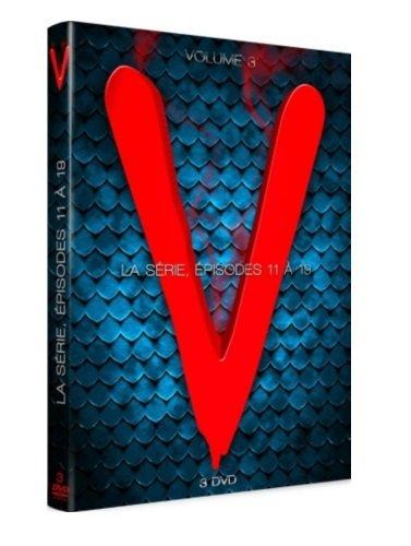 V - Volume 3 - La série TV - Episodes 11 à 19 d'occasion  Livré partout en Belgique