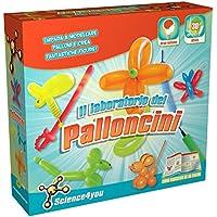 Science4You Laboratorio dei Palloncini, Gioco Educativo