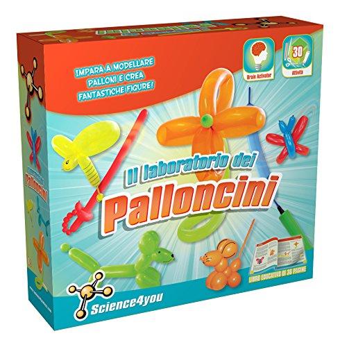 Science4you  - Il Laboratorio dei Palloncini, Gioco Educativo
