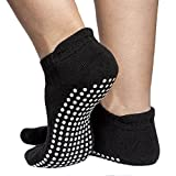 Skyba Anti Rutsch Socken Stoppersocken Noppensocken für Damen- Grips für