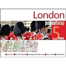 London: PopOut Maps