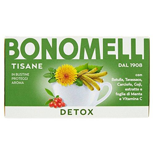 Bonomelli Tisana Detox - 16 Filtri