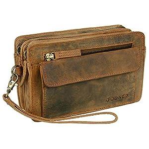 bolso de cuero bolso masculino » Harold´s » Vintage cuero con correa de mano