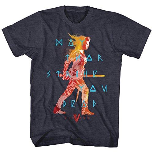 Vikings - Herren Thor T-Shirt Navy Heather