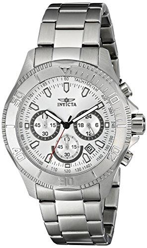 51NxNPgvaEL - Invicta Silver Mens 17361 watch