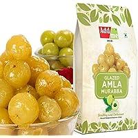 Add me Amla Murabba 1kg awla Preserve Vacuum Packed Without Syrup Amala Candy