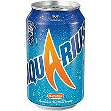 Aquarius refresco de Naranja - 33 cl