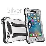 wowaswill Wasserfest Metall Bumper für iPhone 6 Plus / 6S Plus 5,5