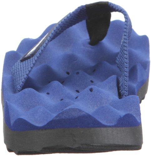Mistral Kids Foamie 25007, Sandales mixte enfant Bleu-TR-C5-47