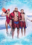 BAYWATCH - Dwayne Johnson – US Textless Movie Wall Poster Print - 30CM X 43CM Brand New The Rock