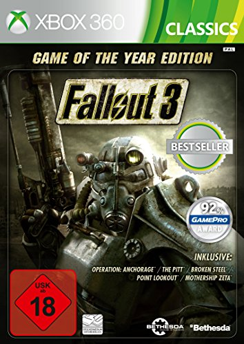 Fallout 3 – Game of the Year Edition – [Xbox 360] – Classics