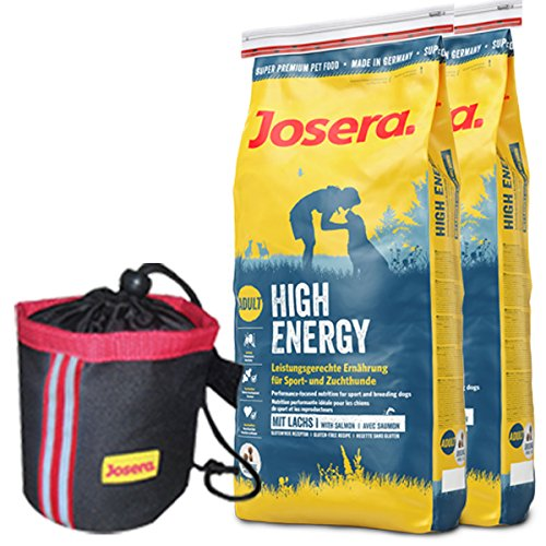 Josera 2 x 15 kg High Energy Knuspiebag