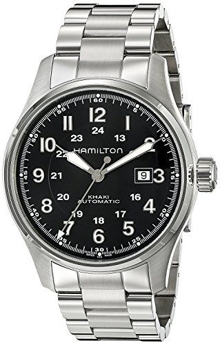 HAMILTON watch KHAKI FIELD AUTOMATIC44MM breath H70625133 Men's