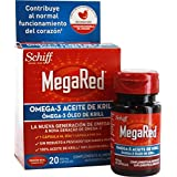 MegaRed OMEGA 3-Öl Kril 20CAPSULAS