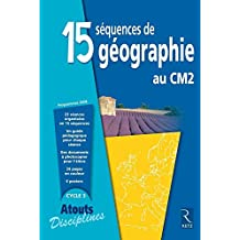 15 SEQUENCES DE GEOGRAPHIE CM2