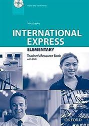 International Express: Elementary: Teacher's Resource Book with DVD
