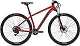 Ghost Kato 7.9Mountain Bike, riot red/night black, XL