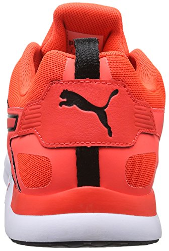 Puma Pulse Xt V2 Ft, Chaussures de Fitness Homme Rouge - Rot (Red blast-puma black-puma White 01)