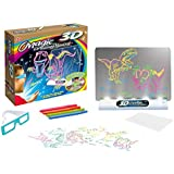 SUPER TOY Magical 3D Drawing Board with Doodle Pen and Spex for Kids