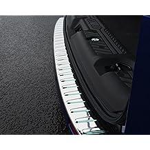 Protector de parachoques cromado para tríptico para adaptarse a Transit Custom ...