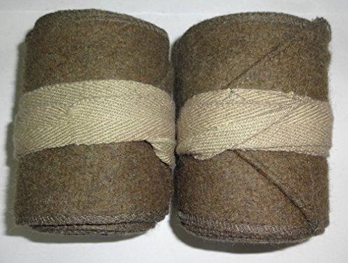 warreplica WW1 US Army Khaki Kitte / M1910 Leggings Wraps - Vervielfältigung