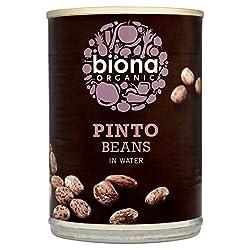 Biona Organic Pinto Beans 400g