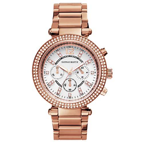 Uhren Damen Armbanduhr Frauen Freizeit Damen Kunstleder Quartz Analog Wrist Watch Armbanduhr Lässig Uhrenarmband Watch ABsoar