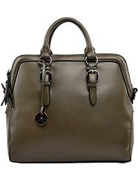 Diana Korr women Handbag (Green)(DK48HGRN)