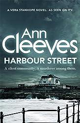 Harbour Street (Vera Stanhope) by Ann Cleeves (2014-01-16)