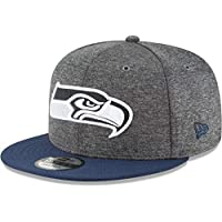 0706df71057ca New Era Seattle Seahawks 9fifty Snapback NFL 2018 Sideline Home Graphite