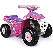 Feber - 800007470 - Véhicule pour Enfant - Quad Racing Girl 6 V