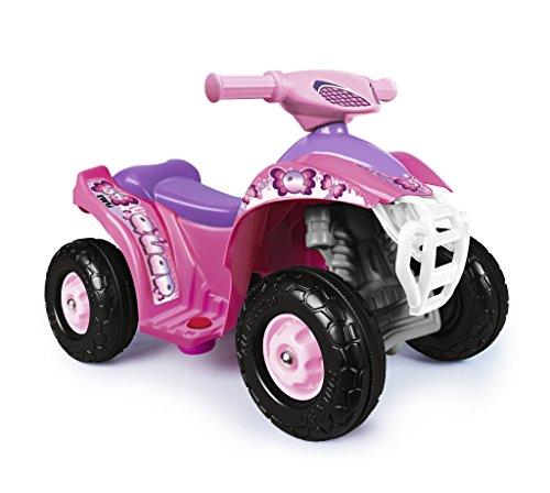Feber 800007470 - Véhicule pour Enfant - Quad Racing Girl 6 V