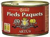 Artus Pieds Paquets 400 g - Lot de 2