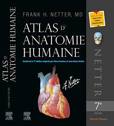 Atlas d'anatomie humaine par  Frank Netter