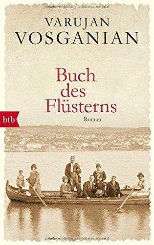 Buch des Flüsterns: Roman