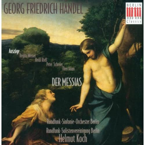 "Messiah, HWV 56: No. 3, Chorus ""And the glory of the Lord shall be revealed"""