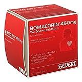 BOMACORIN 450 mg Weißdorntabletten N 100 St Filmtabletten