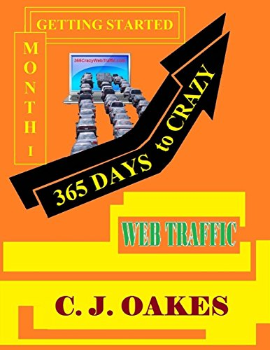 365 Days to Crazy Web Traffic