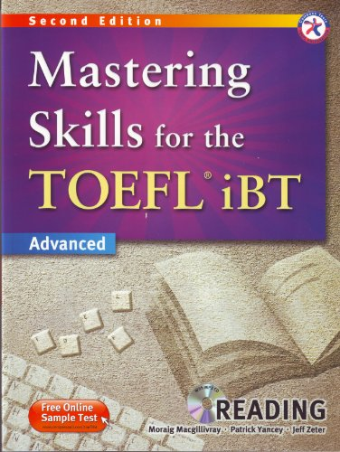 PDF] Download Mastering Skills for the TOEFL iBT, 2nd