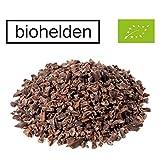 Biohelden - Bio Kakaonibs 1kg Premium Qualität 100 Prozent Kakao Nibs