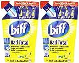 Biff Bad Total Zitrus Nachfüllpack, 2er Pack (2 x...