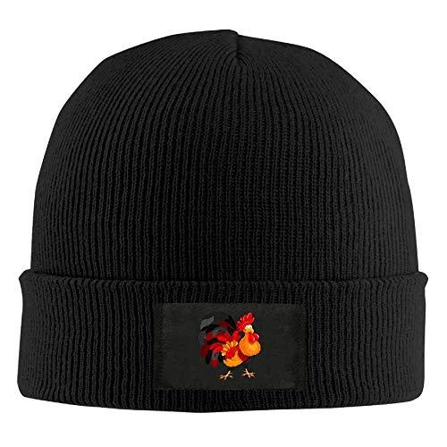 TGSCBN Adult's Halloween Pumpkin Love Elastic Knitted Beanie Cap Warm Skull Hats 2019