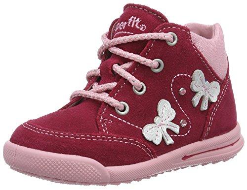 Superfit Baby Mädchen Avrile Lauflernschuhe Pink (PINK KOMBI 64)
