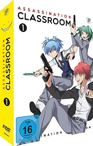 Assassination Classroom - Box Vol.1 (2 DVDs)