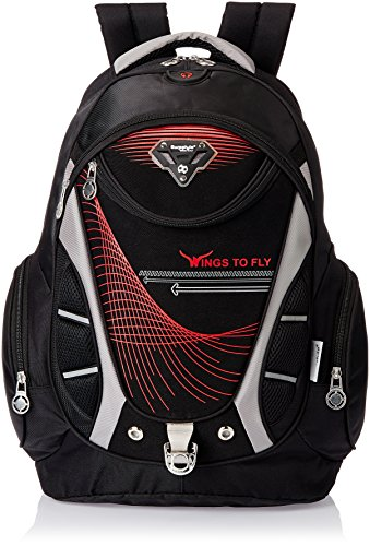 Eurostyle- 10004- Sports Series- Back Pack - Red Black