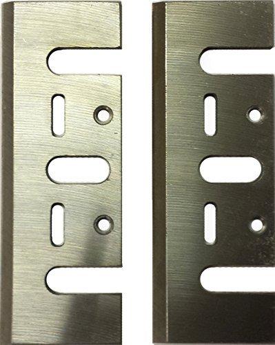 Hobelmesser HSS für DWT Makita RYOBI 2 Stück Ersatzmesser 82x29x3 mm