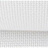 149,86 cm x 1 metro 14 de punto de cruz blanca de punto tela Aida Tela