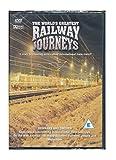 The World's Greatest Railway Journeys - Denmark & Sweden (DVD)