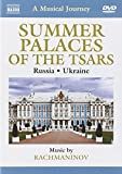 Summer palaces of the Tsars [Import italien]